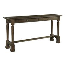 See Details - Rustique Console Table