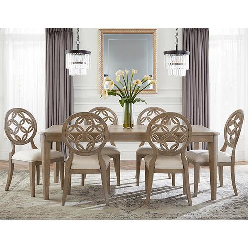 Hillsdale Furniture - Savona 7-piece Dining Set