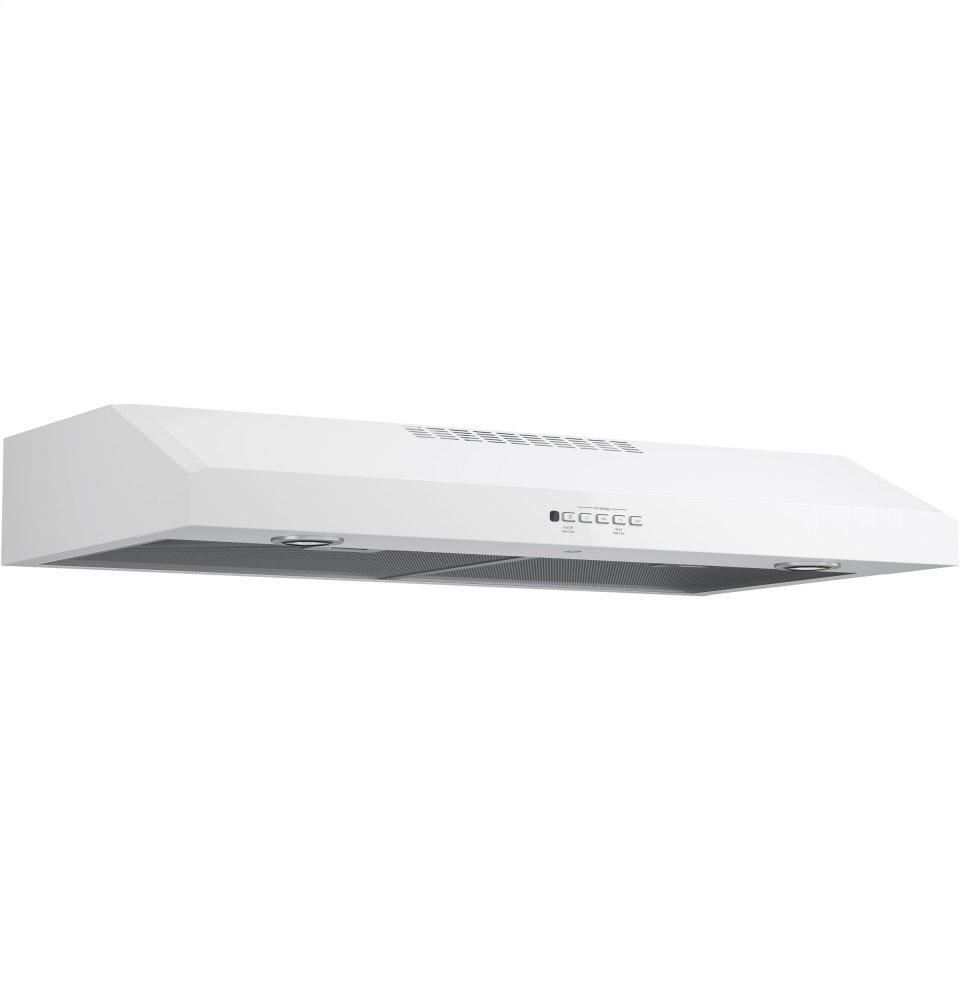 "GE®36"" Under The Cabinet Hood"