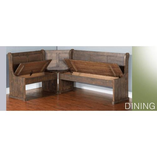 Homestead Breakfast Nook Set