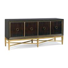 Frank Low Four Door Cabinet