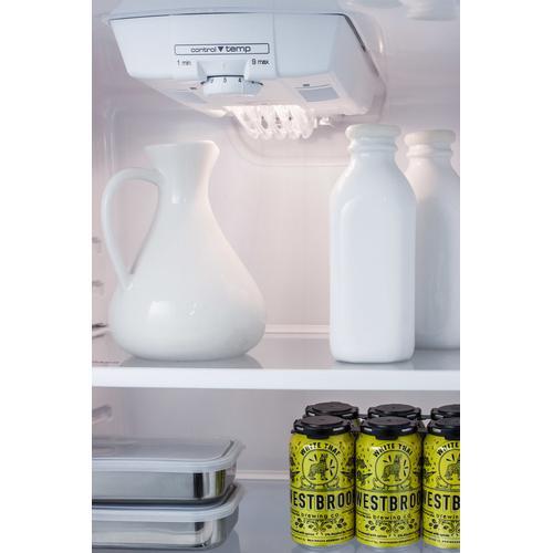 "26"" Wide Top Mount Refrigerator-freezer"