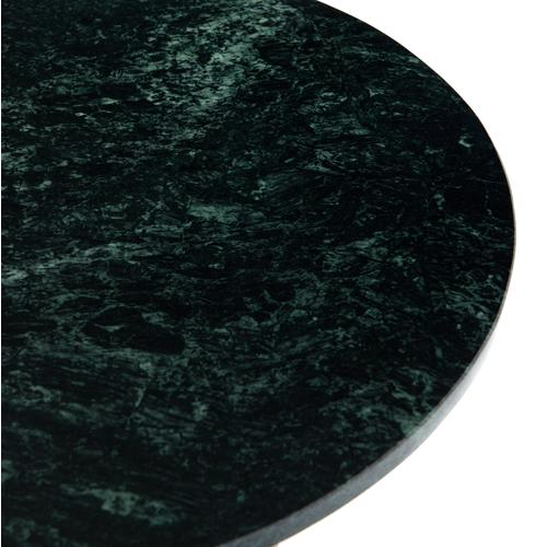 Four Hands - Hunter Green Marble Finish Delune Nightstand