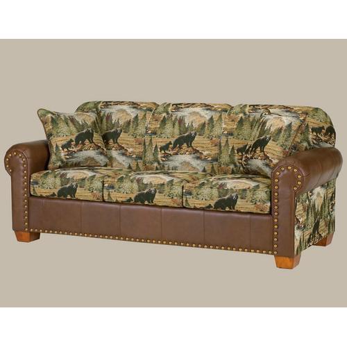 McClain (Leather) Sofa