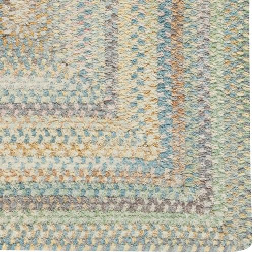 Synergy Blue Opal Braided Rugs (Custom)