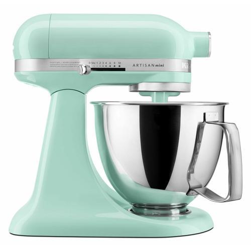 KitchenAid - Artisan® Mini 3.5 Quart Tilt-Head Stand Mixer - Ice