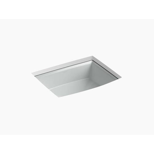Ice Grey Undermount Bathroom Sink