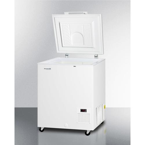 Summit - 4.8 CU.FT. Chest Freezer