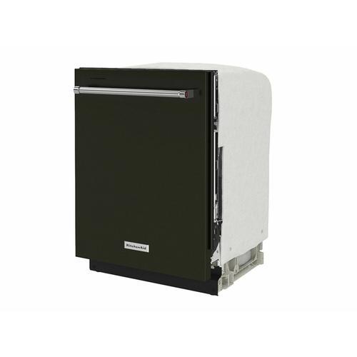 KitchenAid Canada - KitchenAid® 39 dBA Dishwasher in PrintShield™ Finish with Third Level Utensil Rack - Black Stainless Steel with PrintShield™ Finish