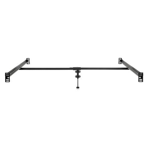 Bolt-on Bed Rail System with Center Bar Support