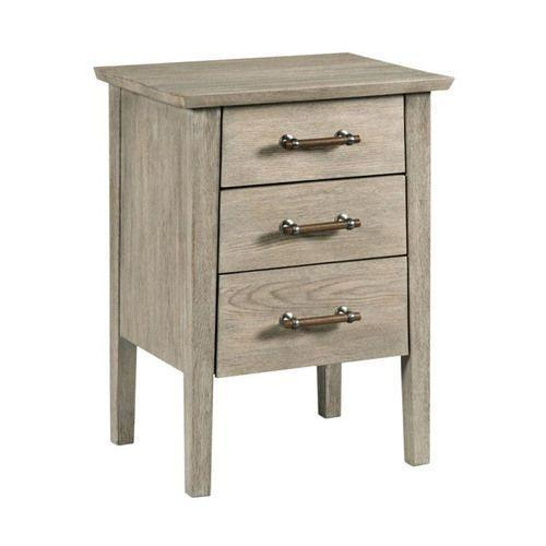 Symmetry Boulder Small Nightstand