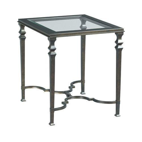 Paragon Rectangular End Table