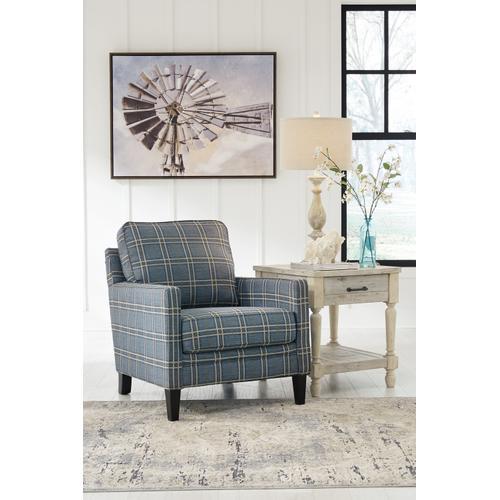 Traemore Accent Chair Linen