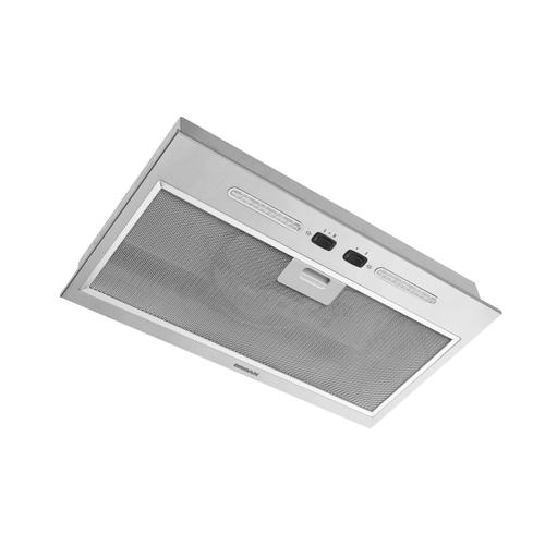 Broan® 20-1/2-Inch Custom Range Hood Power Pack, Stainless Steel, 250 CFM