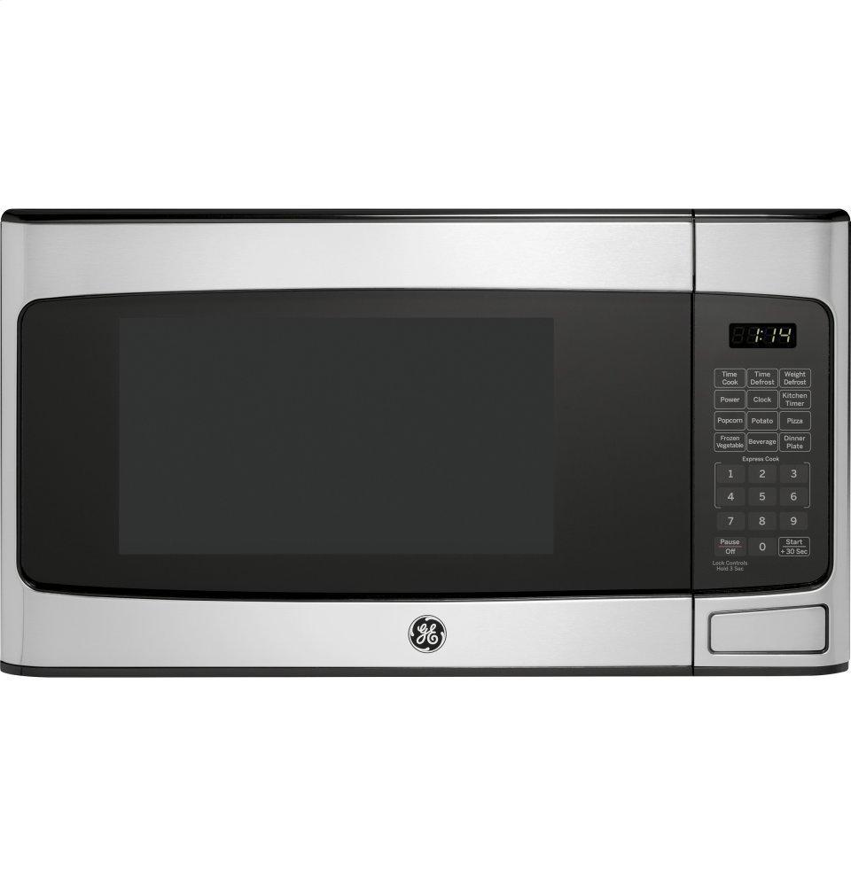 GE1.1 Cu. Ft. Capacity Countertop Microwave Oven
