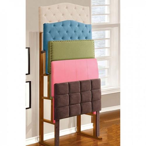 Furniture of America - Bosto Headboard Display Shelf