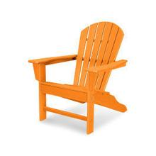 View Product - South Beach Adirondack in Vintage Tangerine