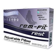 See Details - REM-Fit Rest Adjustable Pillow