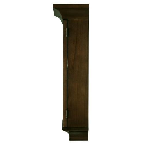 Howard Miller Gerrit II Keywound Wall Clock 620510