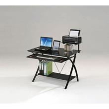 ACME Erma Computer Desk - 92078 - Black