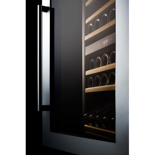 51 Bottle Integrated Wine Cellar