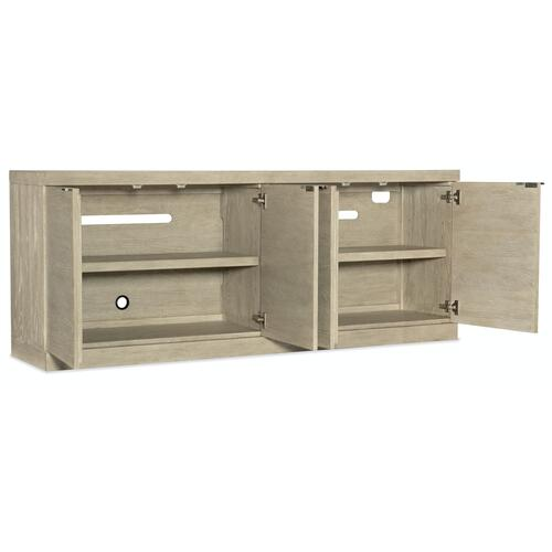 Home Entertainment Cascade Credenza