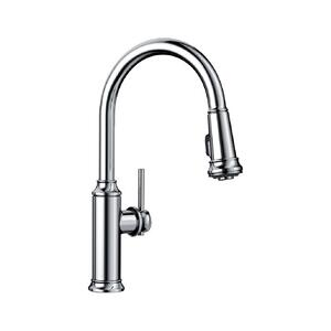 Empressa With Pull-down Spray (1.5GPM) - Polished Chrome