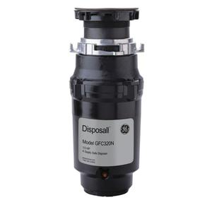 GEGE1/3 HP Continuous Feed Garbage Disposer Non-Corded