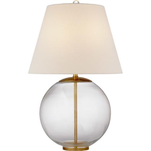 Visual Comfort - AERIN Morton 25 inch 100.00 watt Clear Glass Table Lamp Portable Light