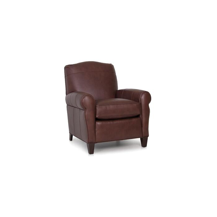 933-30 Leather Stationary Chair