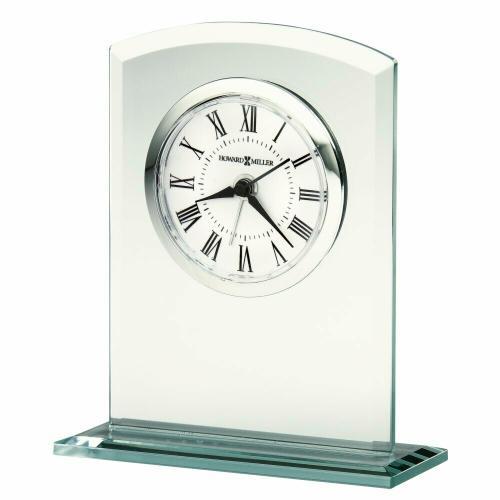Howard Miller Medina Alarm & Table Clock 645716