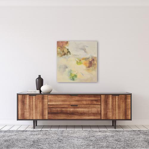 Buzkashi - Gallery Wrap