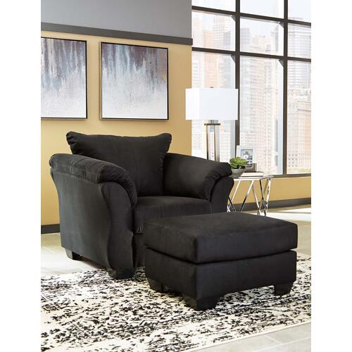 Darcy Chair Black