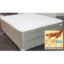 Titanium - Pillow Top w/ Gel Foam - Queen