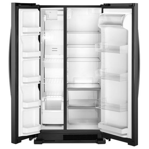 Whirlpool Canada - 33-inch Wide Side-by-Side Refrigerator - 22 cu. ft.