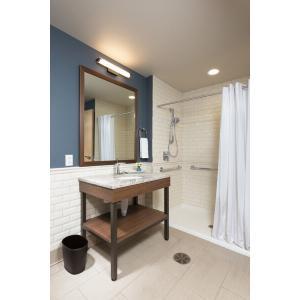 "Delta Faucet Company - Chrome 42"" Angular Modern Decorative ADA Grab Bar"