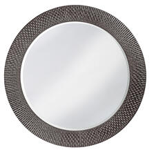 Bergman Mirror - Glossy Charcoal