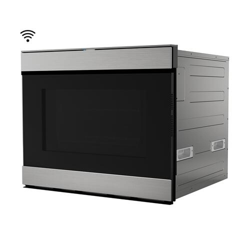 "24"" Built-In Smart Convection Microwave Drawer Oven"