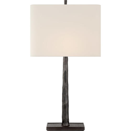 Barbara Barry Lyric 32 inch 100 watt Bronze Branch Table Lamp Portable Light