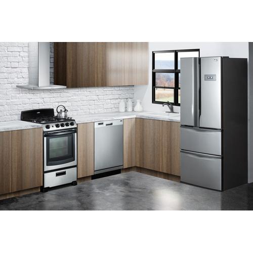 "24"" Wide Built-in Dishwasher"