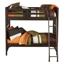 Clubhouse Bunk Bed Ladder with Guard Rail
