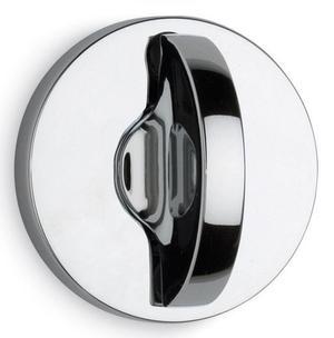 Modern Round Turnpiece in (Modern Round Turnpiece - Solid Brass) Product Image