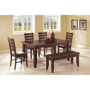 Dalila Cappuccino Dining Chair Product Image