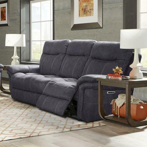 MASON - CHARCOAL Power Sofa
