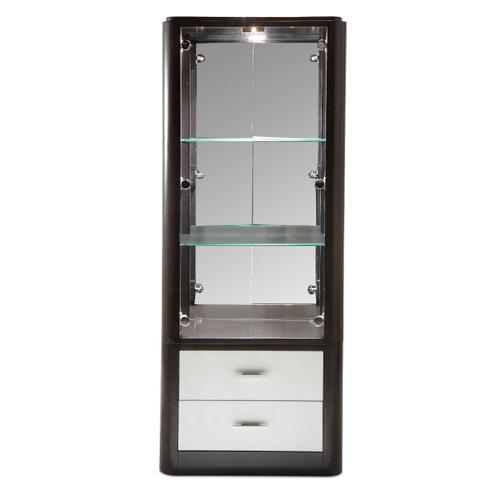 Display Cabinet (2 Pc)