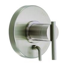 Brushed Nickel Parma® Valve-Only Trim Kit, Diverter on Valve