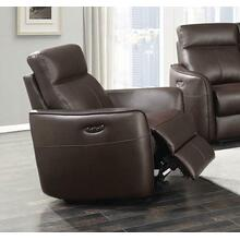 Scranton Casual Dark Brown Power^2 Glider Recliner