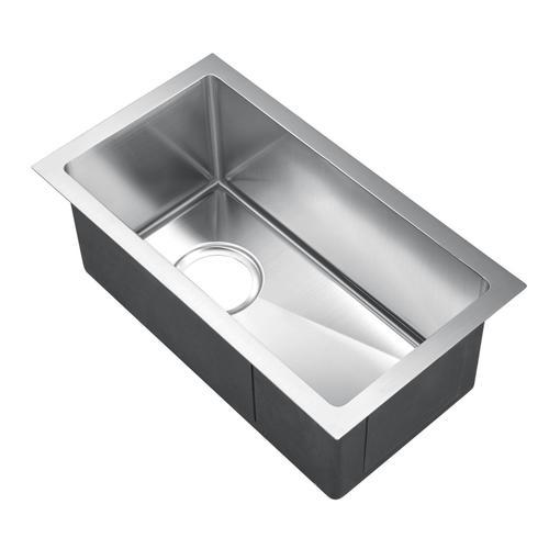 """15"""" Paule Stainless Steel Prep Sink"""