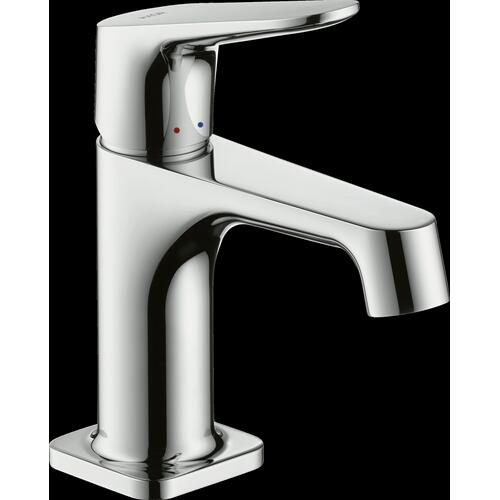 Chrome Single-Hole Faucet 70 with Pop-Up Drain, 1.2 GPM