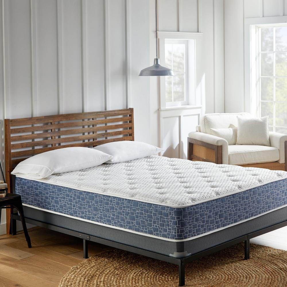 "American Bedding 11"" Firm Tight Top Mattress in Box, Queen"